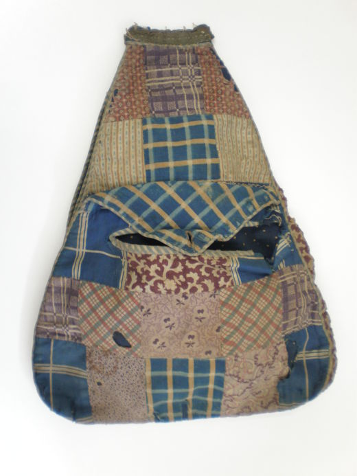 19th Century Patchwork Pocket