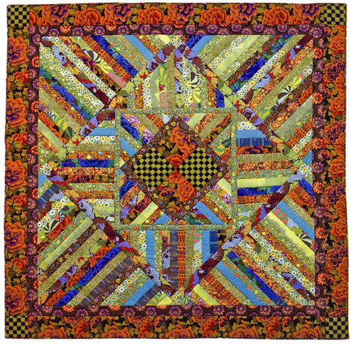 Exciting Collaboration With Kaffe Fassett Planned For 2015