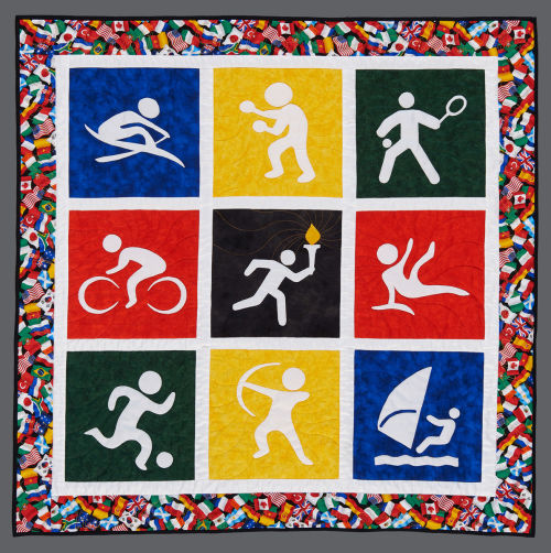 'Cultural Olympiad Quilt' 2012