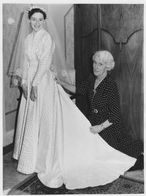 Amy Emms MBE Interview by Dr. June Freeman, 1983 | Quilt Museum ...