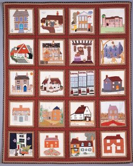 The history of The Quilters' Guild Collection