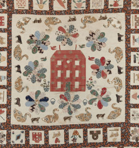 A celebration of the House - The Quilters' Guild Museum Collection