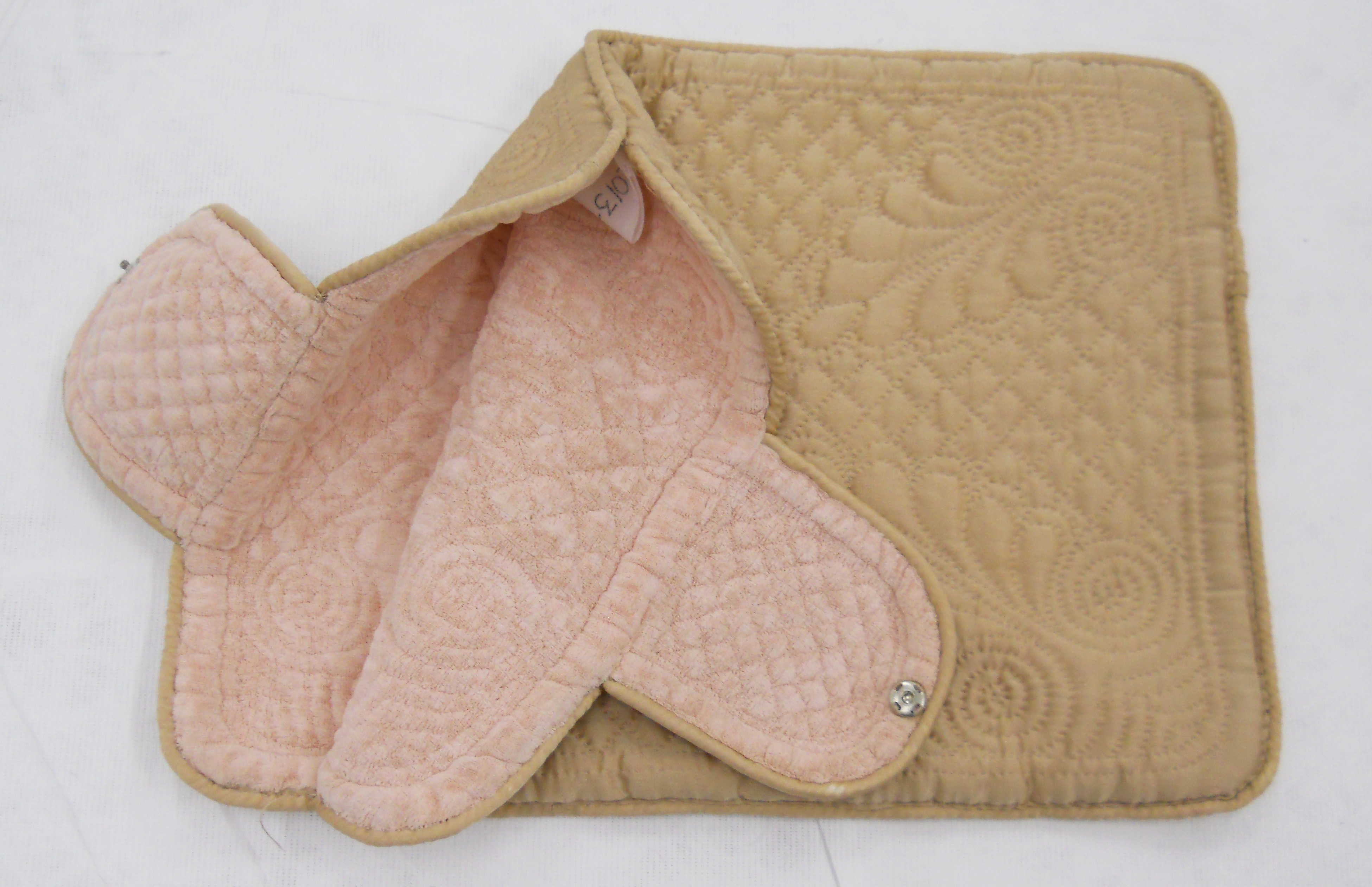 Collections | Quilt Museum and Gallery, York : quilted hot water bottle cover - Adamdwight.com