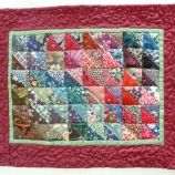 Dolls Quilt-Triangles by Edyth Henry